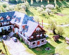 Cabin, Mansions, House Styles, Home, Decor, Decoration, Manor Houses, Cabins, Villas