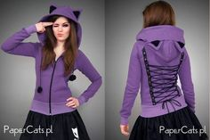I really want this hoodie ;=;