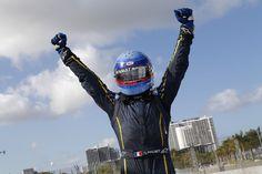 Filhos prodígio são o destaque da etapa de Miami da Fórmula E