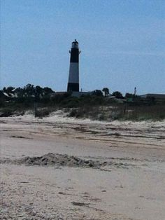 "LIGHTHOUSE POINT 20A: ""Great stay, we are definitely looking forward to a return visit :)"" #tybee #tybeeisland #beach #travel #vacation #ocean #lighthouse"