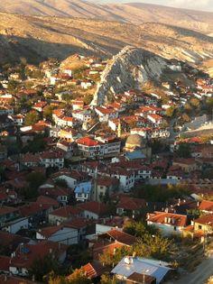 Beypazari view from Hidirlik