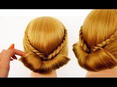 Acconciatura capelli Elegante e semplice  ea1c62a02076