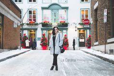 La petite simpliste, Petit champlain Québec #champlain #noël #décoration #arbre #lps #blogue #outfit #lookbook #fashion #snow #streetstyle Lps, Le Petit Champlain, Street Style, Lookbook, Jackets, Fashion, The Cardinals, Photography, Down Jackets