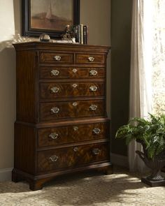W Warwick Amazing Highboy Dresser Cabot House 555 Quaker Call Carol Or Jim For Pricing