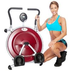 AB Circle Pro Machine with Digital Clock Timer, AB Circle Pro gets you off the ground and targets your complete core from one side to an additional, front to back, a full 360 degrees.