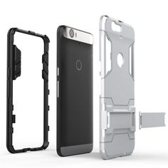 Huawei Google Nexus 6P - Dual Layer Armor Case with Kickstand - 6 colors available  #smartphone #gears3frontier #wearabletechnology #iwatchsport #samsung #electronics #picoftheday #iPhone #watchband #photooftheday
