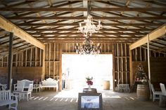 Monique+Shade's Rustic Ranch Barn Wedding Photo By Open Iris Photography