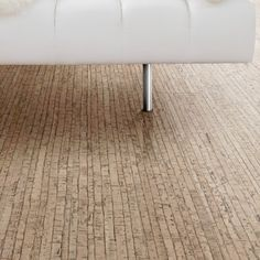 "Wicanders Corkcomfort 5-1/2"" Engineered Cork Hardwood Flooring in Reed Meridian"