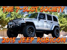 6053baa5afe 2015 Jeep Wrangler Rubicon 4x4 - Seven Slot Society - Northwest Motorsport