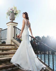 finden Sie Ihr Brautkleid von Sincerity| romantische Brautkleider & neuesten Hochzeitskleider | Sincerity Modell 3750