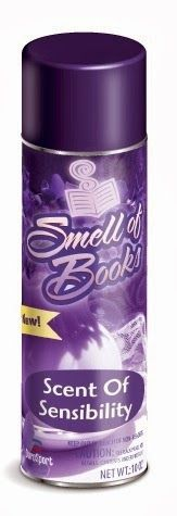 Perfume Shrine: Smell of Books Sans Books? (Scent of Sensibility)