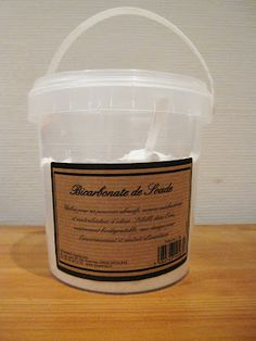 Utilisations du bicarbonate de soude