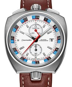 348bb24418cd Omega Seamaster Bullhead. Alberto Briones Guerreo · Relojes Fossil