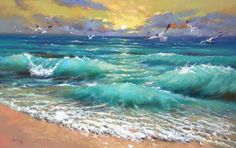 sea paintings - Google'da Ara