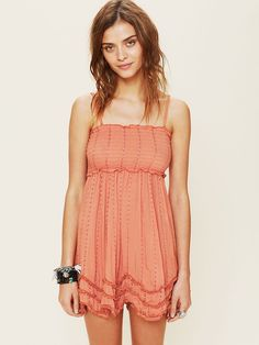 Intimately Free People Waves Hem Slip at Free People Clothing Boutique