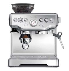 best espresso machine under 1000 - Breville the barista express coffee machine