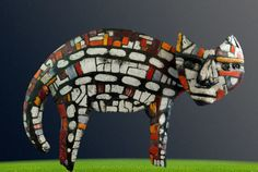 View more of Dominique Allan's sculpture at