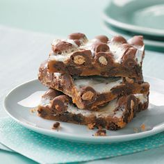 Chocolate and peanut butter. What could be better?