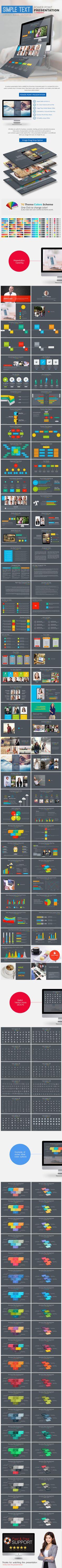 Concept Powerpoint Template | Windows powerpoint, Business ...