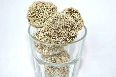 Recipe: Protein Balls (Raw, Vegan, Soy-Free)