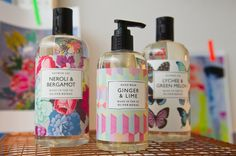 The Somerset Toiletry Company created this luxury range especially for Cosmetic Packaging, Beauty Packaging, Label Design, Packaging Design, Packaging Ideas, Somerset, Green Melon, Ultra Beauty, Home Decor Pictures