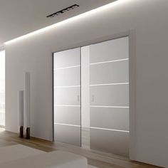 Eclisse Patterned Glass Sliding Pocket Door System - Double Door Kit - Supplied With Glass Doors - Finished Wall Thickness - March 04 2019 at Glass Pocket Doors, Double Glass Doors, Sliding Glass Door, Internal Sliding Doors, Sliding Pocket Doors, Front Doors, Entry Doors, Interior Pocket Doors, Interior Barn Doors