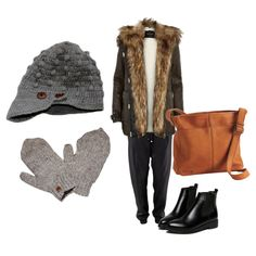 Your #Street look this winter! Get the bill hat featured at a discount!  Follow us on #Polyvore: sijjl.polyvore.com  shop.SIJJL.com