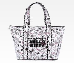 Hello Kitty Tote Bag: Fashion