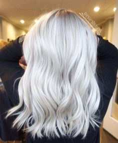 Lace Frontal Gray Wig Black Girl George Washington Wig Wigs And Hairpieces Half Wigs For Caucasian Brown Brazilian Hair Weave Bleach Blonde Hair, Cool Toned Blonde Hair, Ice Blonde Hair, Ashy Hair, Ombre Hair, Platinum Blonde Hair, Silver Platinum Hair, Silver Blonde Hair, Brown To Blonde