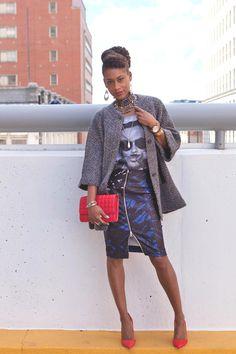Style // Fashion Run