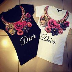 2015 nuevas mujeres del verano de la camiseta de manga corta para mujer las señoras collar de moda flor de impresión camiseta de algodón mujer camisas(China (Mainland))