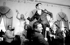 Horah from Wedding at Dupont Country Club - Kristen and Steve