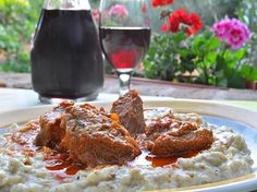 Χουνκιάρ μπεγιεντί: Ανατολίτικη υπέρβαση νοστιμιάς – Συνταγή | Κωνσταντινούπολη