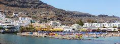 Puerto de Mogán, côte sud de la Grande Canarie