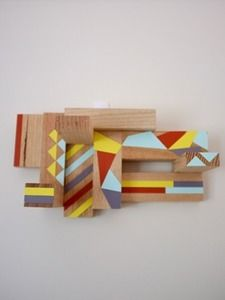 Stampel Studio- Recycled Timber Jewellery Hanger