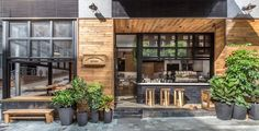 A brand new coffee shop has recently opened in Hong Kong, and they have dhas…