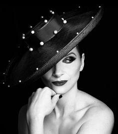 Juliette Binoche, por Rankin