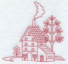 Machine Embroidery Designs at Embroidery Library! - Color Change - G9047