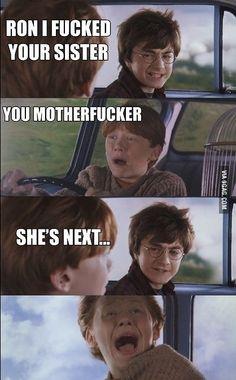 Harry el sucio jajajaja