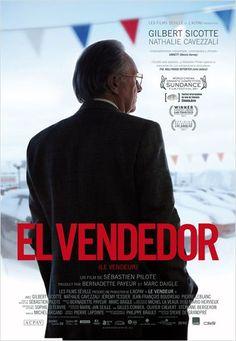 #ElVendedor #Estrenos de la cartelera de cine española del 5 de Julio de 2013. Pincha en el cartel para ver el tráiler