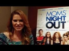 A great shout out to our readers from Sarah Drew, the star of @Moms' Night Out #MomsNightOut - you'll love this movie! http://youtu.be/SVHF0T2FjAk