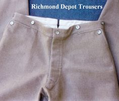 Richmnond Style Trousers