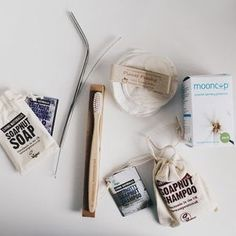 A beautiful example of a simple Zero Waste Starter Kit. Having the right tools can make reducing your waste easy!