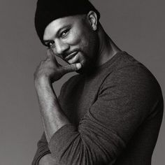Common. Something about this man, I'm in love with his intellect.