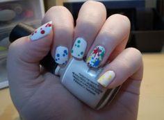 Nails by Kayla Shevonne: Nails of the Day - Jawbreaker Candy