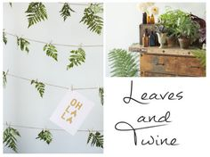 Could do this... I love fern, but it may be out of commission by the wedding