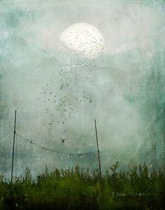 Jamie Heiden, End of the Line on ArtStack #jamie-heiden #art