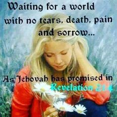 Yes! It will happen b/c Jehovah's promises always come true!