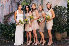blush bridesmaid ideas http://www.weddingchicks.com/2013/09/24/simple-and-classic-weddingimple-and-classic-wedding/