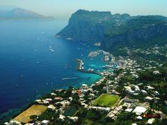 Villa San Michele-Anacapri, panorama Capri port, Nikon Coolpix L310, 8.4mm,1/500,ISO80,f/3.6,+0.7 polar 201507151202